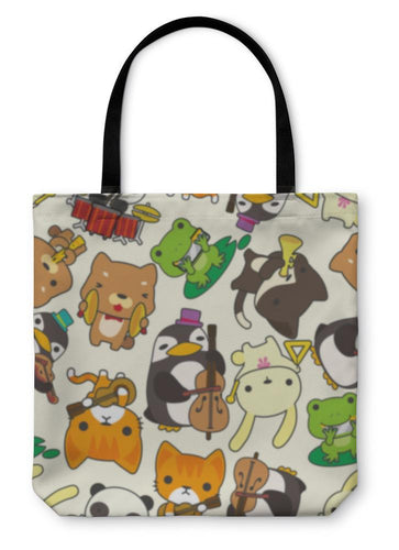 Cartoon Tote Bag!