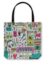 Load image into Gallery viewer, Fun Tote Bag!