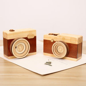 Your Photographer Will Cherish This Special Gift! Two Music Box Styles!