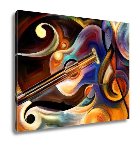 Incredible, Abstract Gallery Wrapped Canvas!