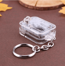 Load image into Gallery viewer, Music Box Keychain!