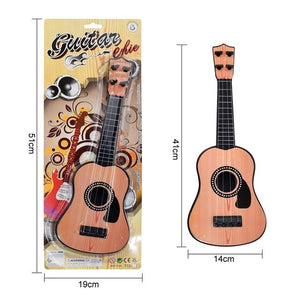 Fun, Educational Ukulele/Guitar For Kids With Cartoons and Colors!