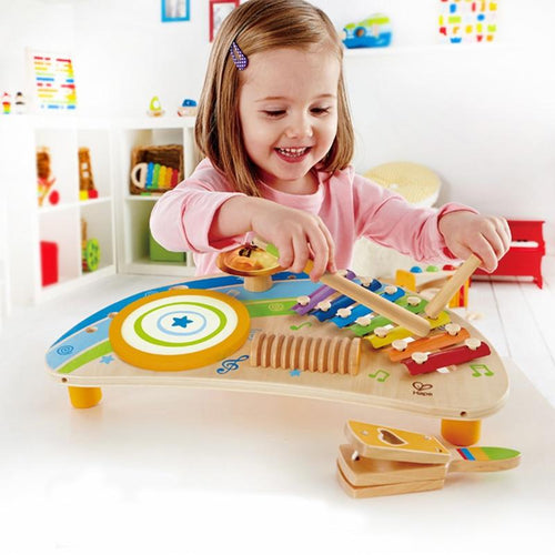 Hape Wooden Musical Toys are Inspired by Kids!