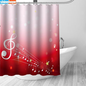 Customize Your Shower Curtain! A Great Gift Idea!