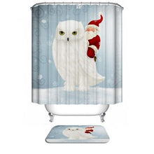 "Load image into Gallery viewer, ""Winter Fun"" Shower Curtains!"