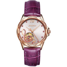Load image into Gallery viewer, A Mechanical Watch With Crystals And Shine In Three Beautiful Colors!