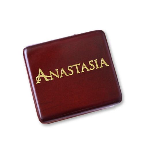 Beautiful Handmade Wooden Anastasia Music Box