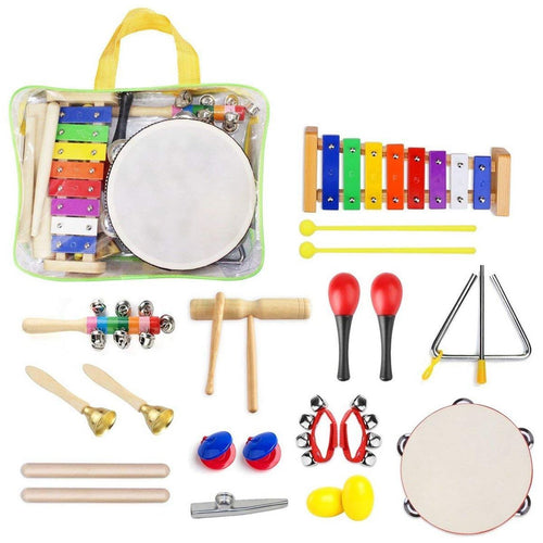 Listen To The Band!! A Complete Band Gift Set for The Kids!