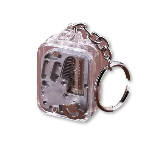 Music Box Keychain! Order Now for Stocking Stuffers!