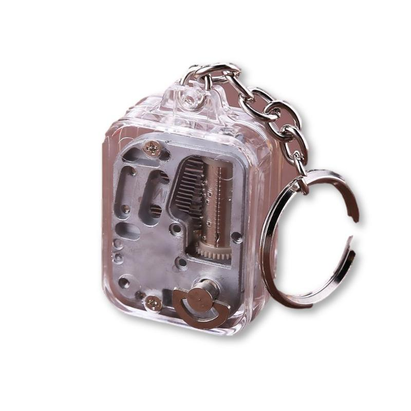 Music Box Keychain!