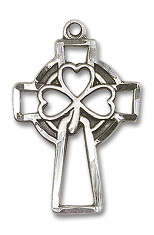 SS SHAMROCK CROSS-POLISHED