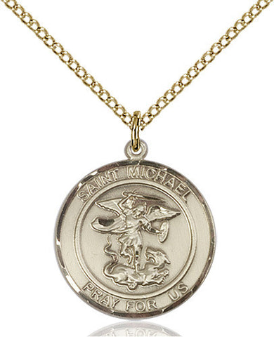 ST. MICHAEL the ARCHANGEL NECKLACE