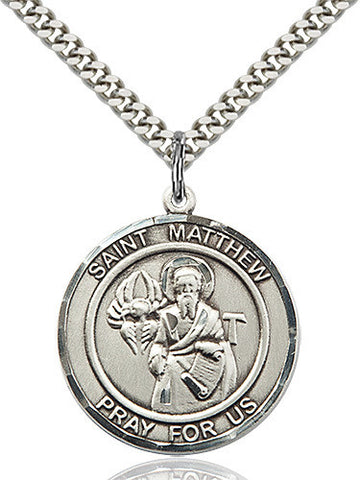 ST. MATTHEW THE APOSTLE MEDAL
