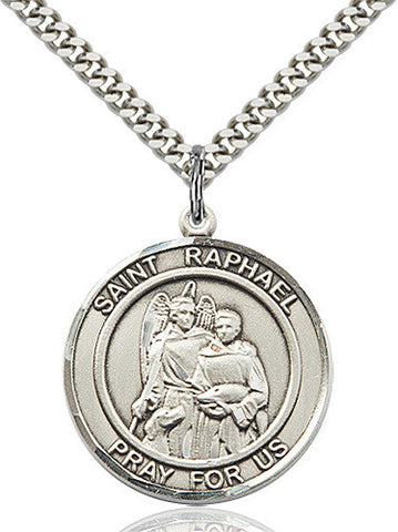 ST. RAPHAEL the ARCHANGEL PENDANT
