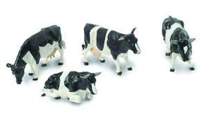 Britains 40961 Fresian Cows - David Rogers Toymaster