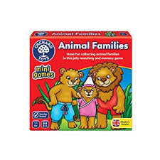 Orchard Toys Animal Families - David Rogers Toymaster