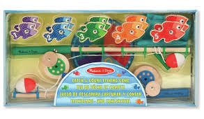 Melissa and Doug Catch and Count Fishing Game - David Rogers Toymaster