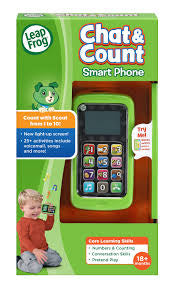 Leapfrog Chat and Count Smartphone - David Rogers Toymaster