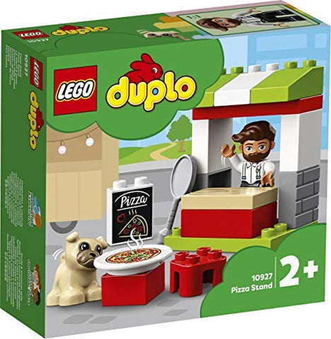 Lego Duplo 10927 Pizza Stand - David Rogers Toymaster