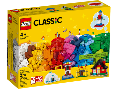 Lego Classic 11008 Bricks and Houses - David Rogers Toymaster
