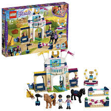 Lego 41367 Friends Stephanie's horse jump - David Rogers Toymaster