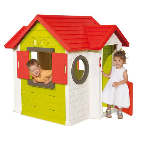 Smoby My House - Kids Play House - David Rogers Toymaster