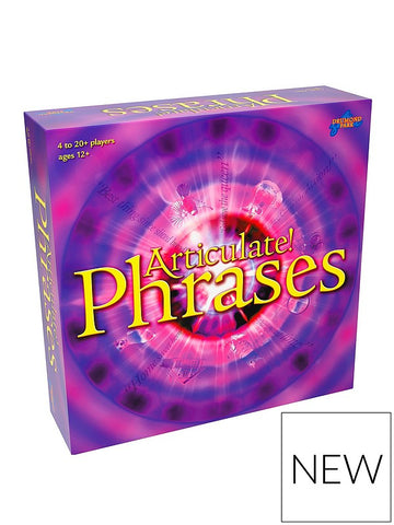 Articulate Phrases - David Rogers Toymaster