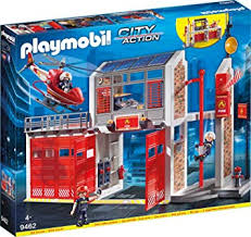 Playmobil 9462 Fire Station - David Rogers Toymaster