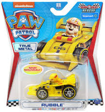 Paw Patrol True Metal Rubble - David Rogers Toymaster