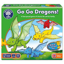 Orchard Toys Go Go Dragons