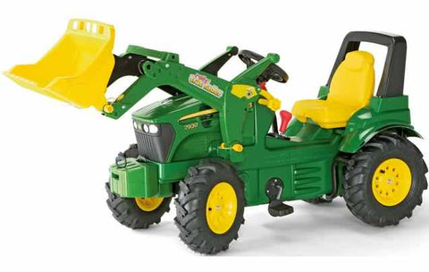 Rolly John Deere 7930 Tractor With Pneumatic Tyres - David Rogers Toymaster