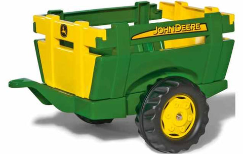 Rolly Farm Trailer John Deere - David Rogers Toymaster