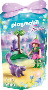 Playmobil 9140 Girl with Animal Friends - David Rogers Toymaster