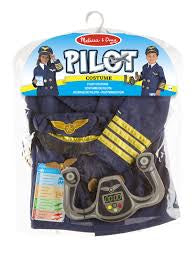 Melissa and Doug Costume Pilot - David Rogers Toymaster