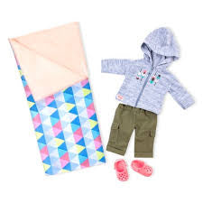 Our Generation Cozy Camper Outfit - David Rogers Toymaster