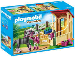 Playmobil 6934 Horse Stable with Araber - David Rogers Toymaster