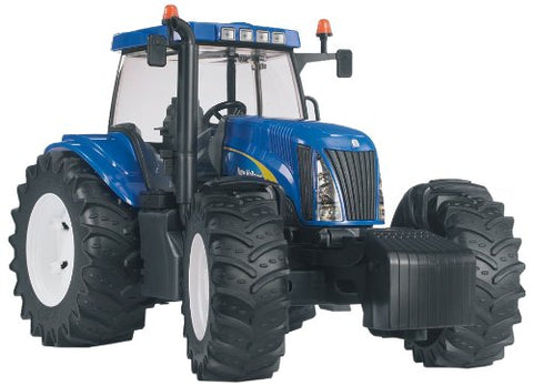 Bruder 3020 New Holland - David Rogers Toymaster