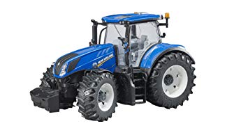 Bruder 3120 New Holland T7.315 - David Rogers Toymaster