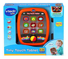 Vtech Tiny Touch Tablet - David Rogers Toymaster
