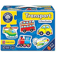 Orchard Toys Transport - David Rogers Toymaster