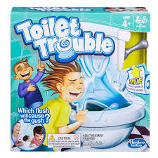 Toilet Trouble - David Rogers Toymaster