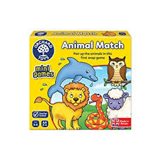 Orchard Toys Animal Match - David Rogers Toymaster