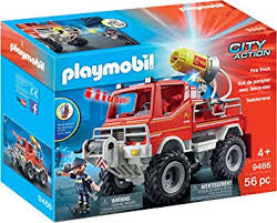 Playmobil 9466 Fire Truck - David Rogers Toymaster