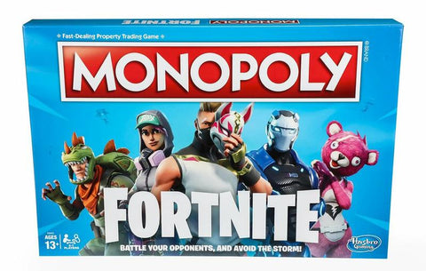Monopoly Fortnite - David Rogers Toymaster