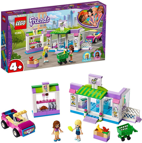 Lego 41362 Friends City Supermarket - David Rogers Toymaster