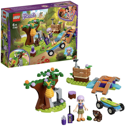 Lego 41363 Friends Mias Forest Adventure - David Rogers Toymaster