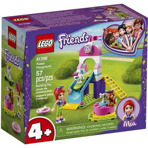 Lego Friends 41396 Puppy Playground - David Rogers Toymaster