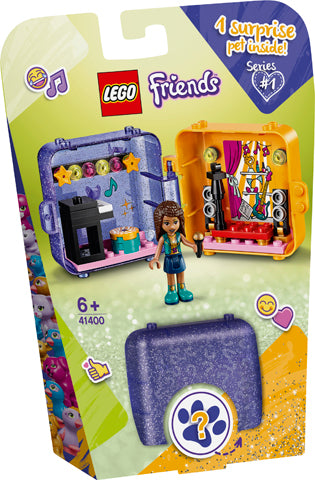 Lego Friends 41400 Andrea's Play Cube - David Rogers Toymaster