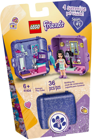 Lego Friends 41404 Emma's Play Cube - David Rogers Toymaster