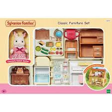 Sylvanian Families Classic Furniture Set - David Rogers Toymaster